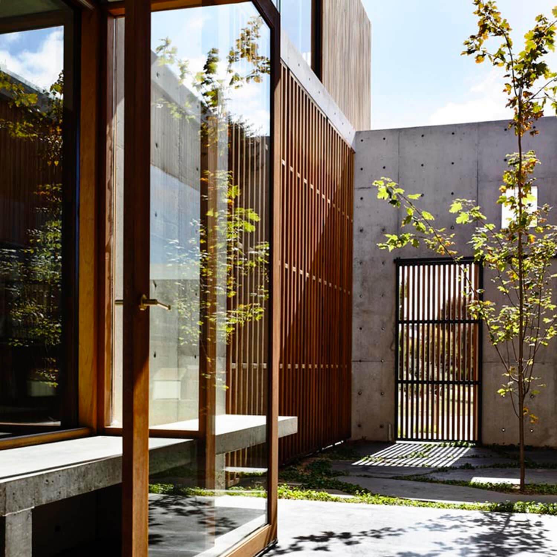 Concrete House | Windows| Auhaus Architecture |Est Living
