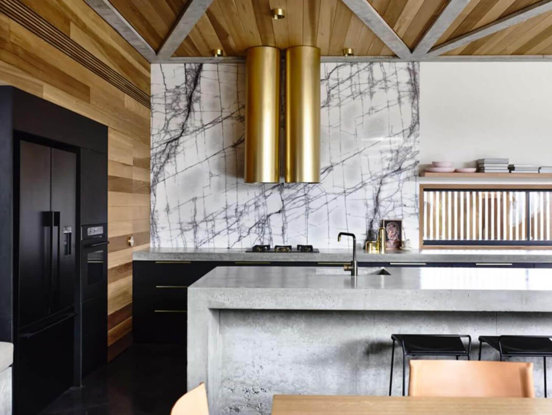 Concrete House | Kitchen | Auhaus Architecture |Est Living