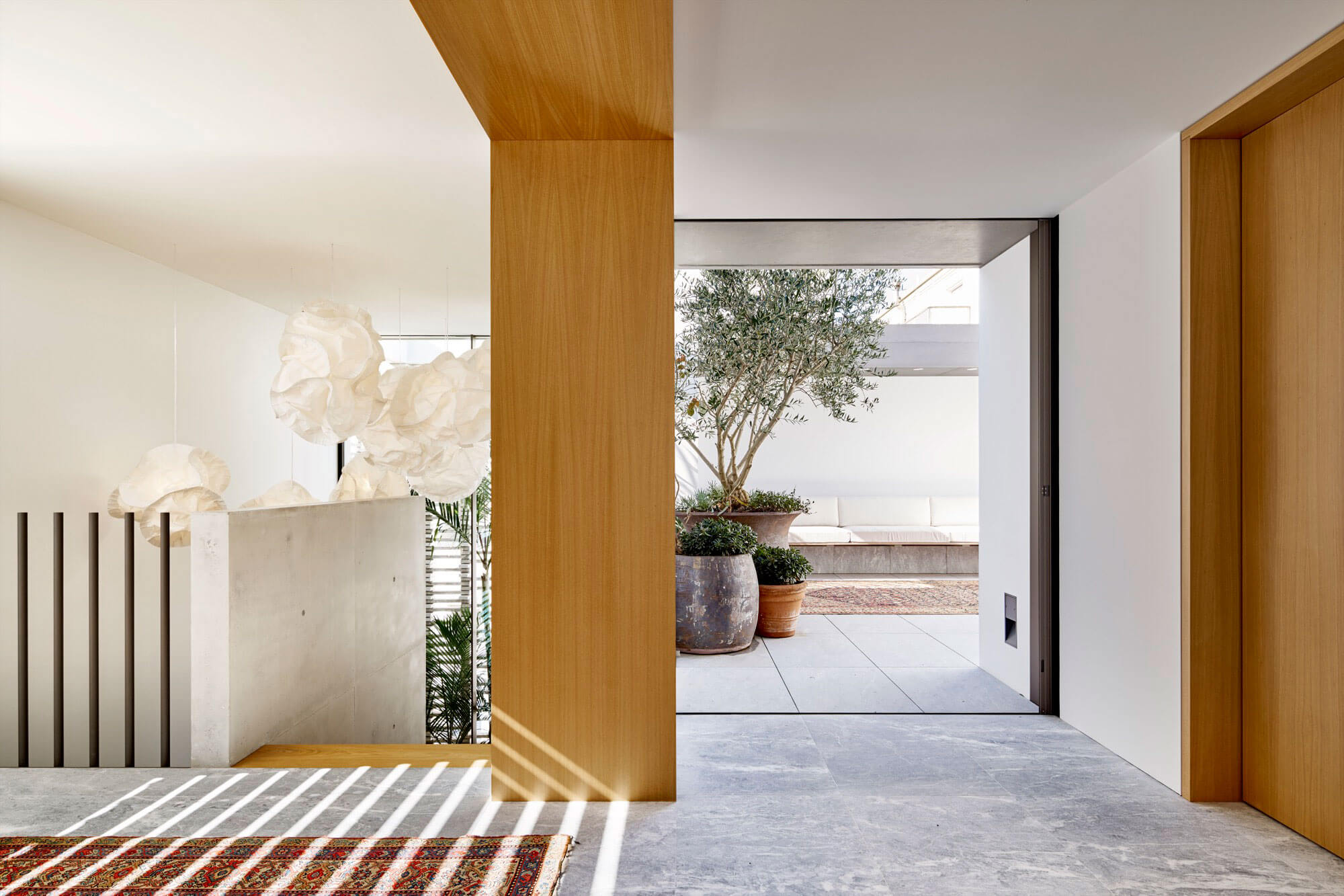 Entrance | Deepwater House | Tobias Architects