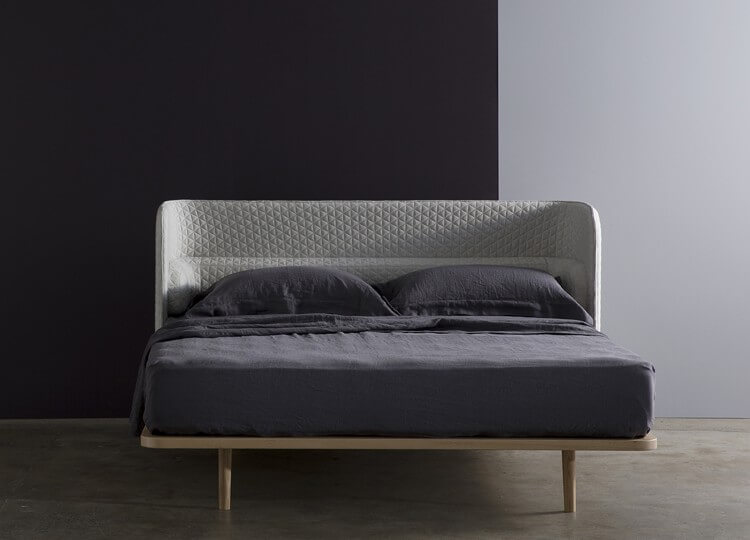 Aran Bed by Adam Goodrum | Cult | Est Design Directory
