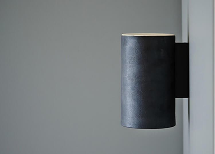 Earth Wall Light   Anchor Ceramics