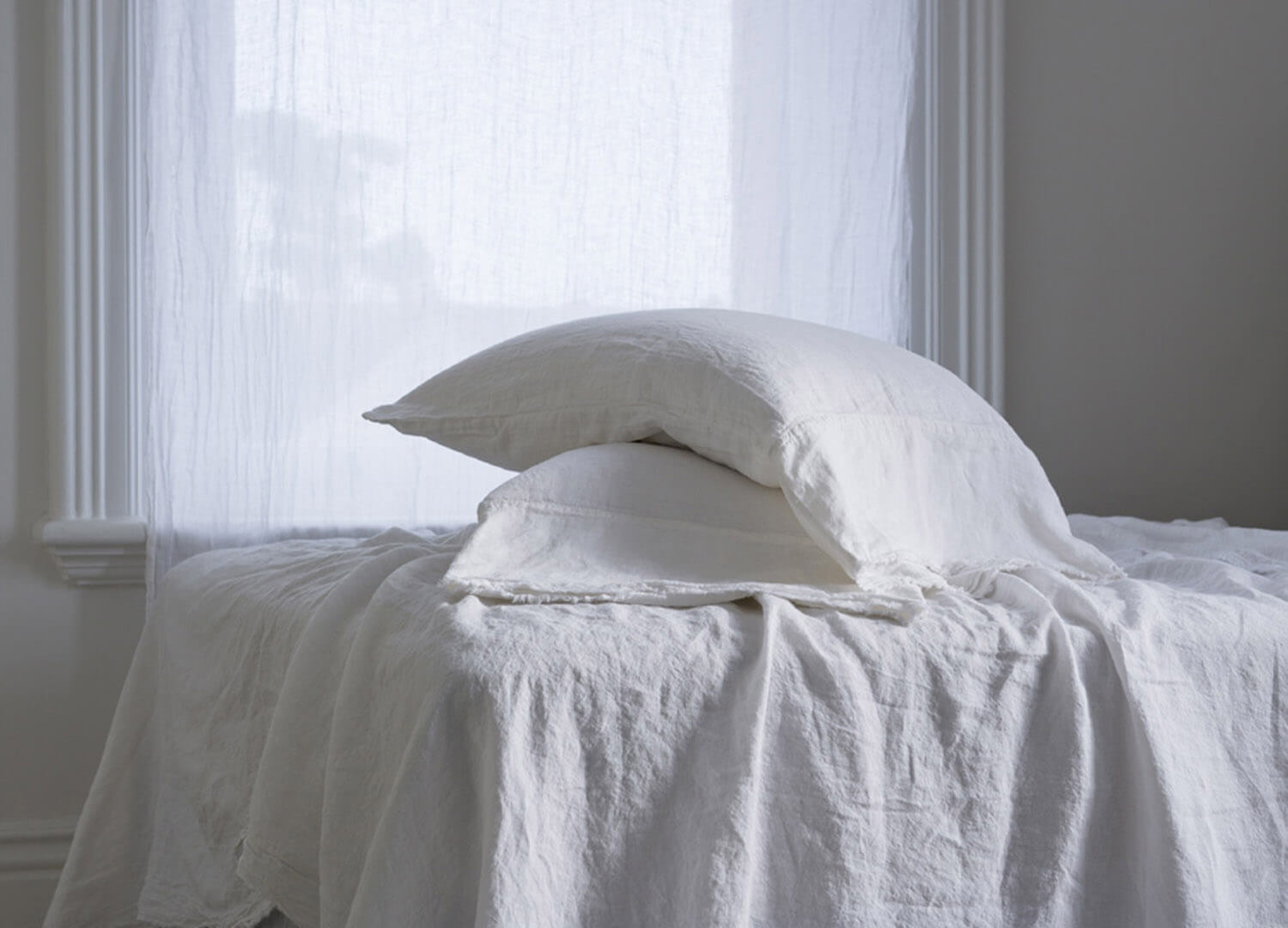 est living design directory flocca long linen pillowcase ayrton