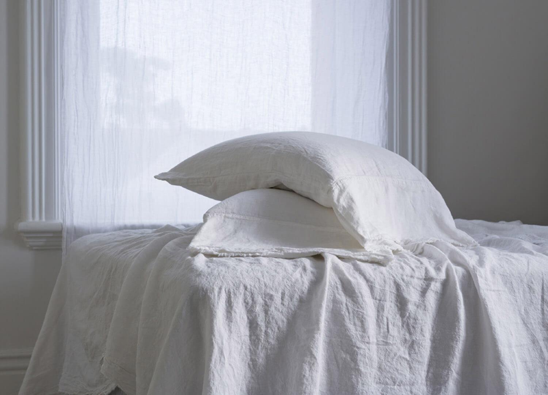 est living design directory flocca long linen pillowcase ayrton