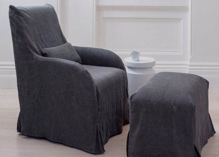 est living design directory hale mercantile bruhg linen slipcovered chair ottoman 750x540