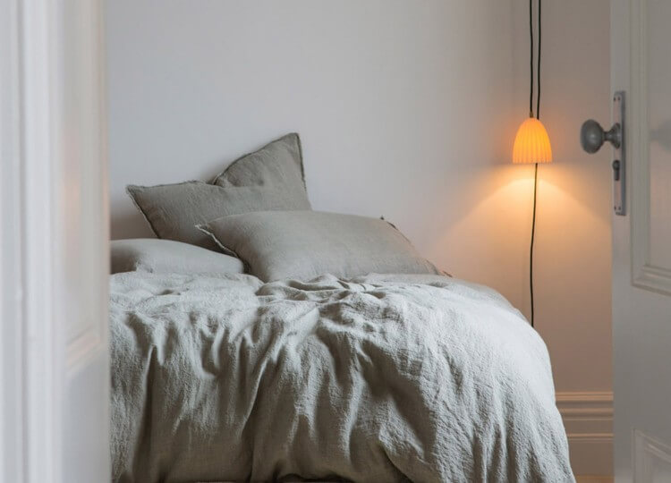 Linen Duvet Cover Hale Mercantile Co