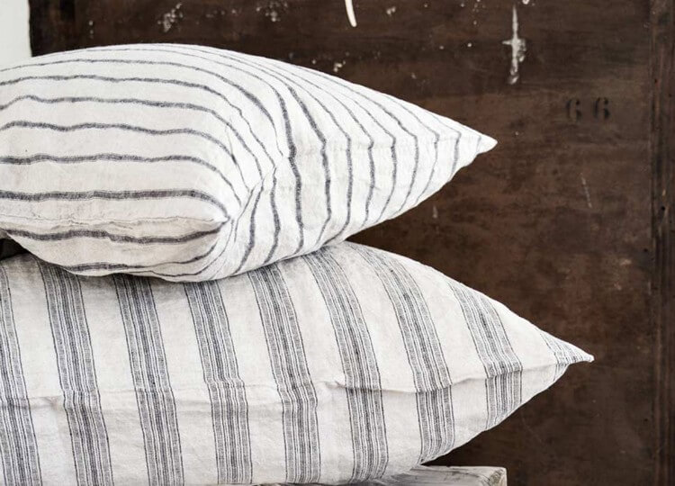 est living design directory linen european pillowcases ayrton nox stripe nox sable 750x540