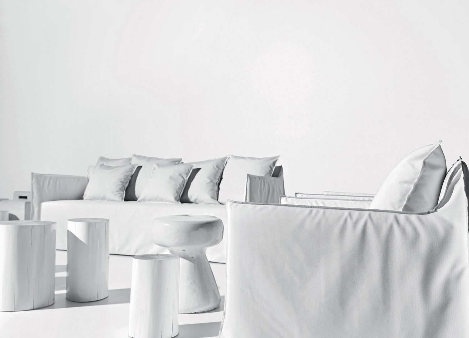 Ghost Collection by Gervasoni | Anibou