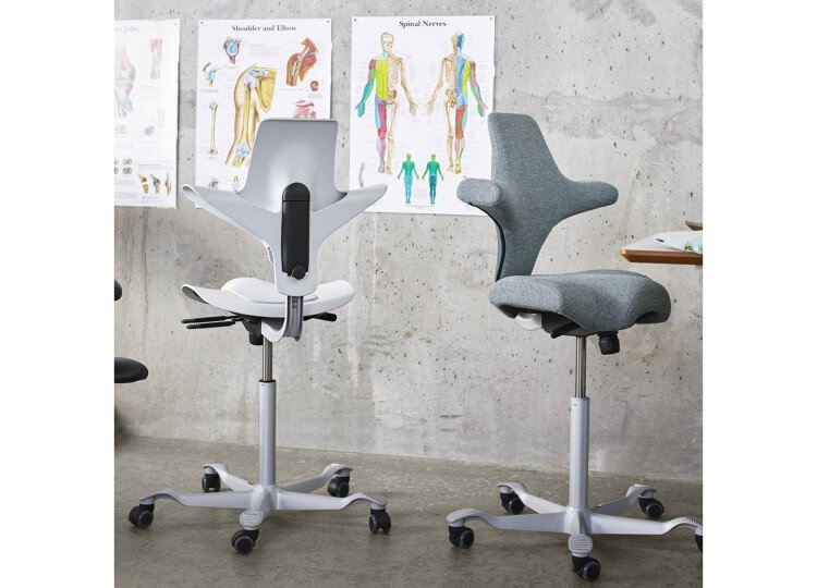 Capisco Puls Chair by Hag | Bad Backs