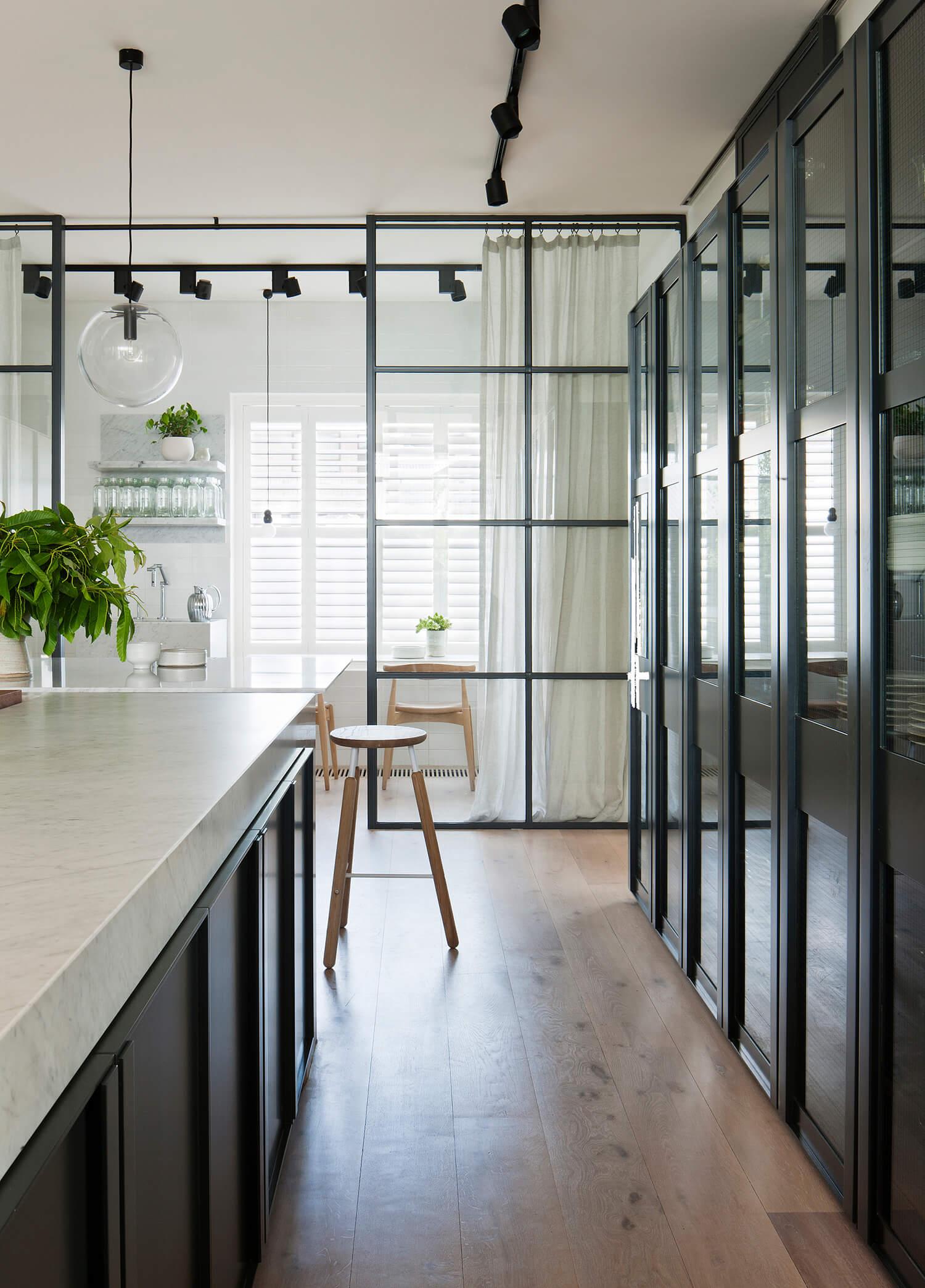 est living hecker guthrie kitchen covet