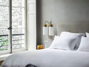 Bedroom | Bedroom Lighting by Joseph Dirand