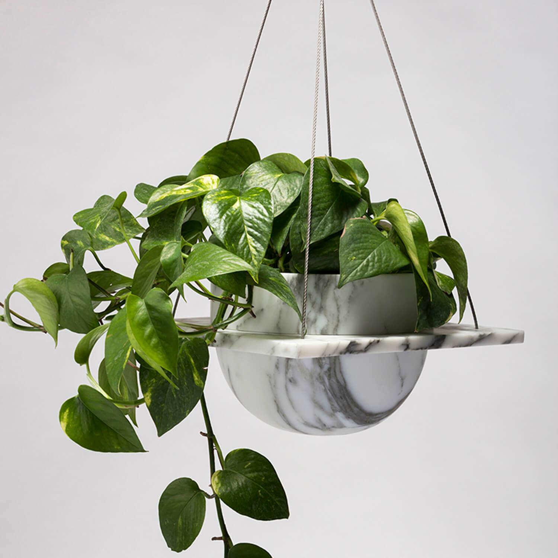 est living kitchen covet roberta hanging pot bloc series.01