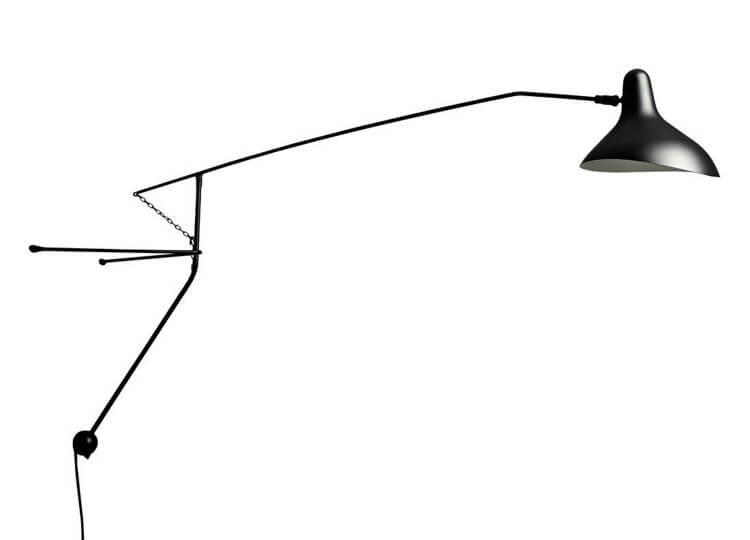 DCW Mantis Wall Lamp | Spence & Lyda