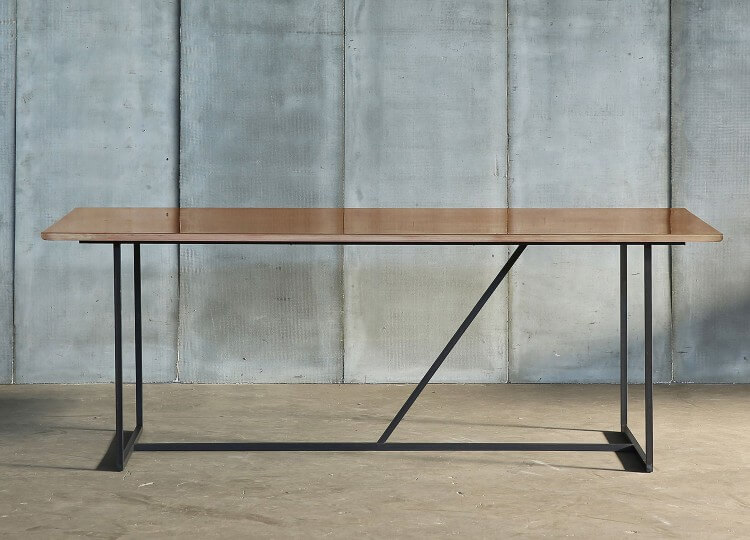 Messing Table by Heerenhuis | Spence & Lyda