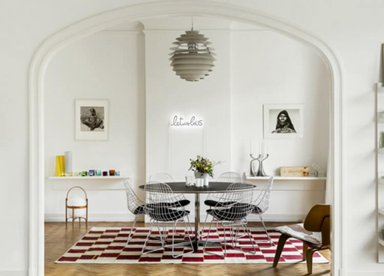 Michael Penneman Apartment | Dining | Est Living