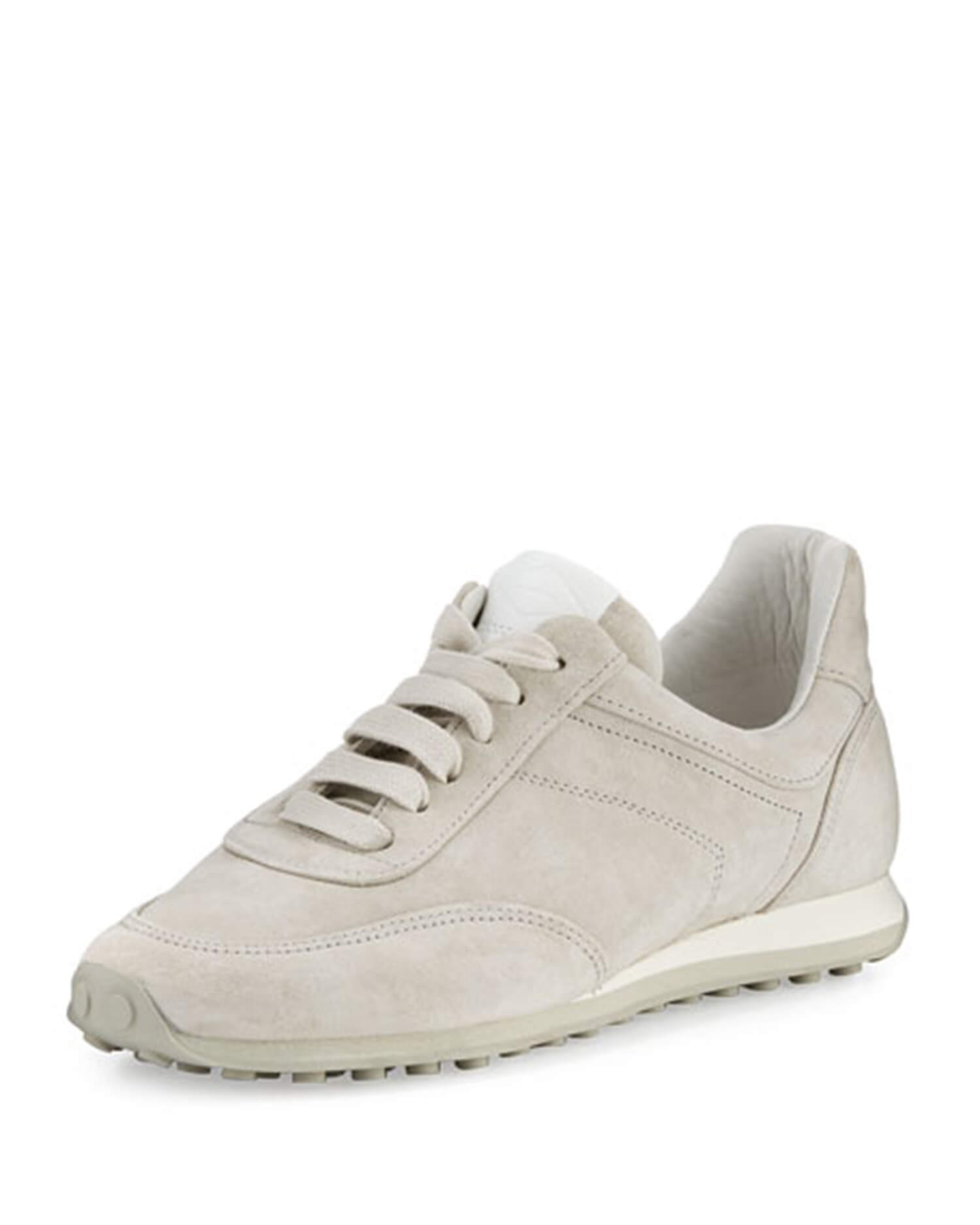 Dylan Suede Sneaker in Gray | Rag & Bone