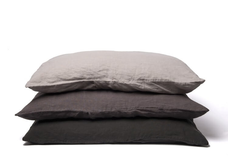 Bedouin Socite Linen Pillowcases | Est Essentials Collection
