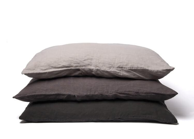 est essentials collection linen pillowcases design directory three colours 750x540