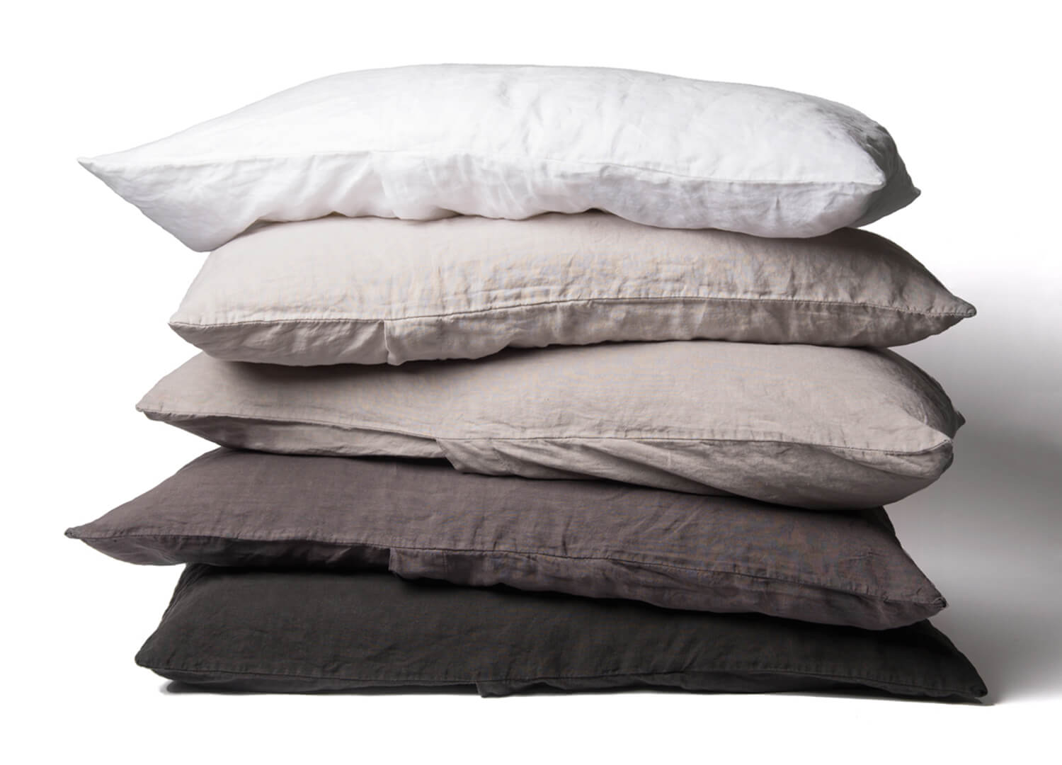 est essentials collection linen pillowcases design directory