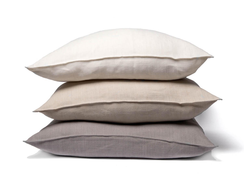Belgian Linen Cushions Libeco