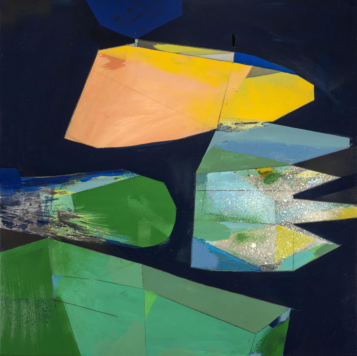 'Chlorite Shands' by Ari Athens | Edwina Corlette Gallery