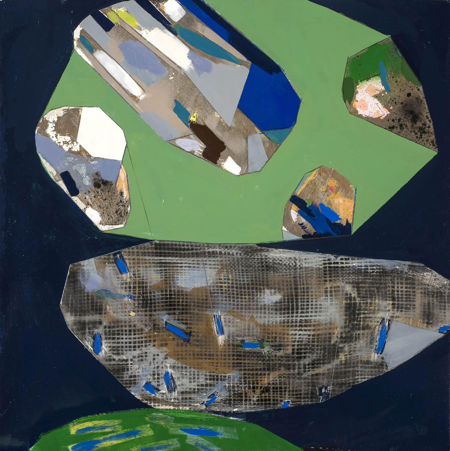 'Xenoliths' by Ari Athens | Edwina Corlette Gallery | Est Design Directory