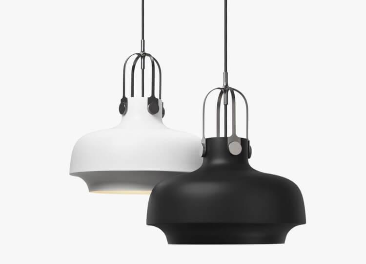 Copenhagen Pendant Light | Great Dane Furniture