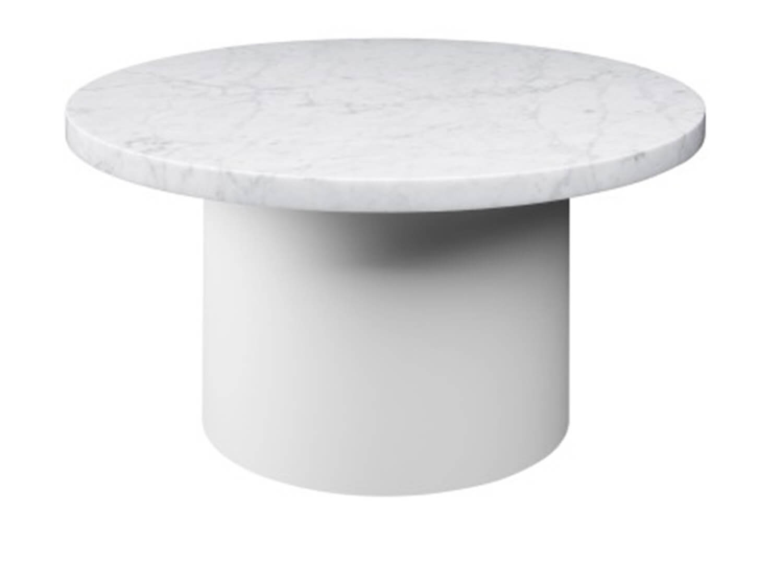 est living design directory living edge CT09 enoki white base white marble