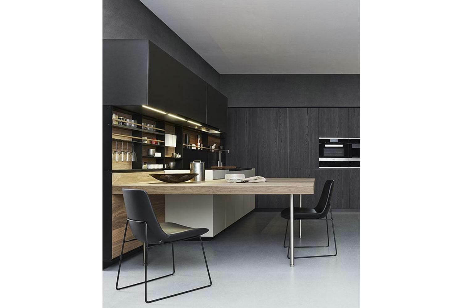 Poliform Phoenix Kitchen Est Living Design Directory