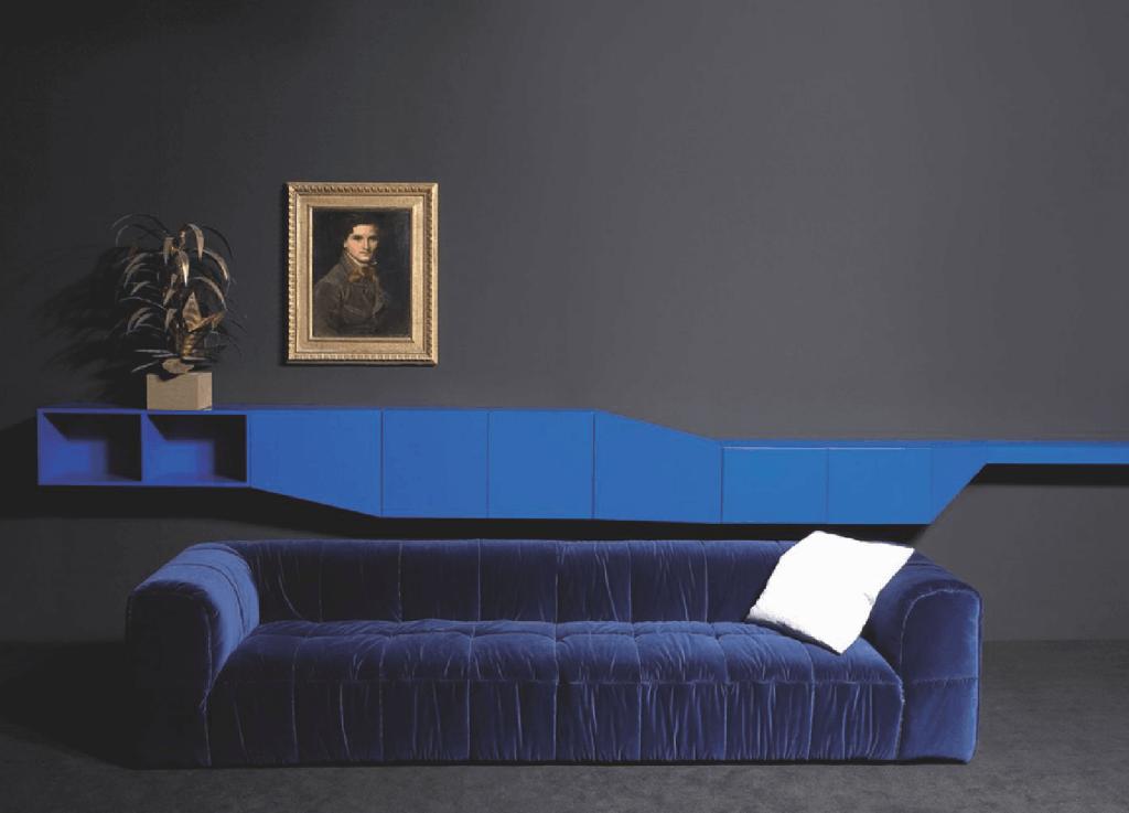 Strips sofa est living products for Nicoloro arredamenti catalogo 2017