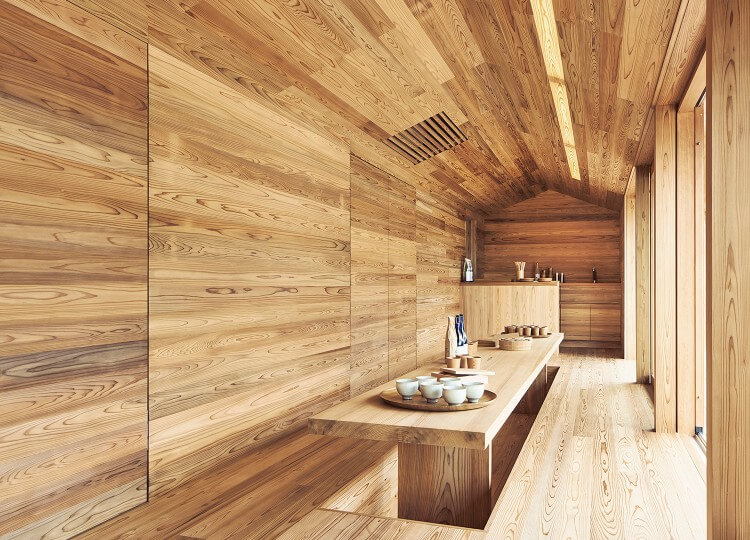 est living yoshino cedar house dining 750x540