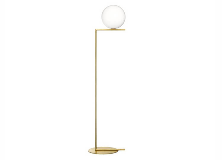 IC F2 Floor Lamp by Michael Anastassiades | Flos