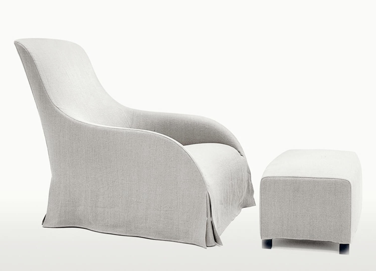 Kalos Armchair by Antonio Citterio | Space