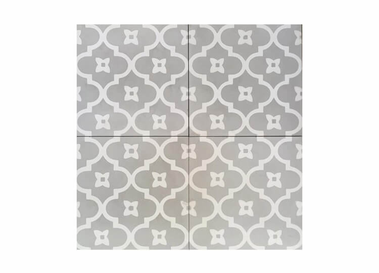 Light Moorish Tile Jatana Interiors
