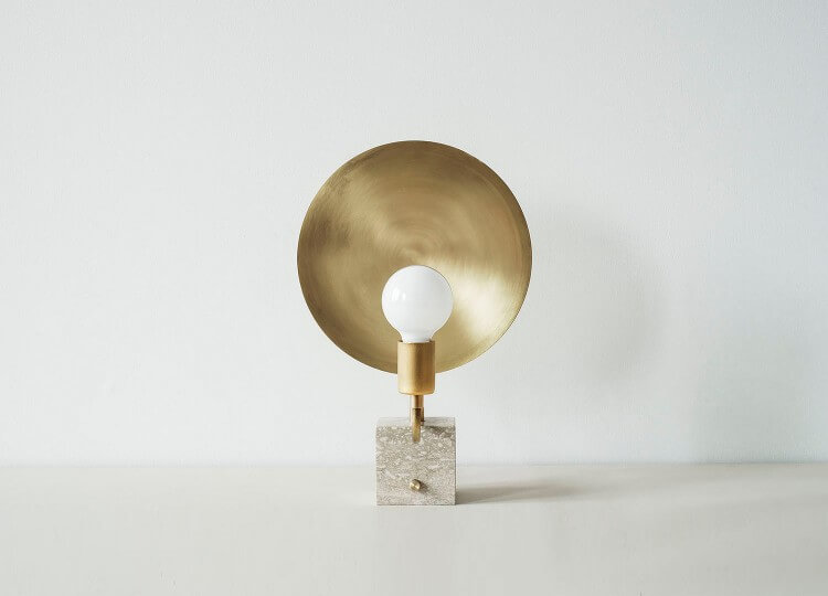 Helios Table Lamp | Est Living Design Directory