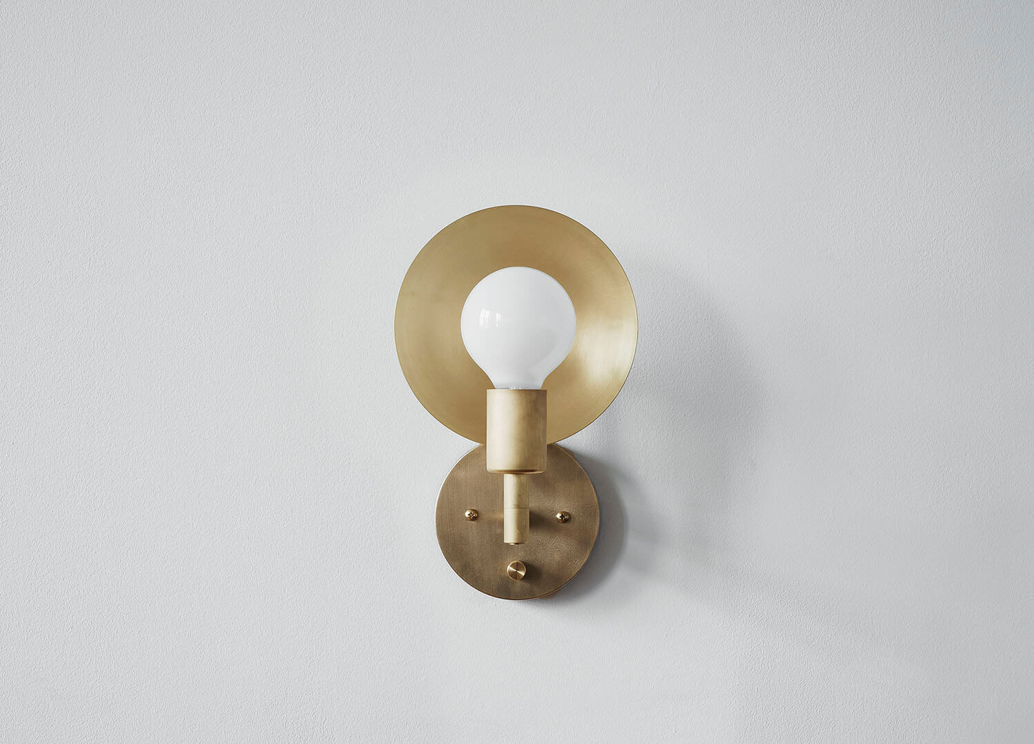est living design directory lighting orbit sconce 1