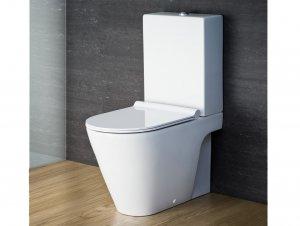 Zero Monobloc Toilet