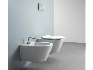 Zero Wall Hung Toilet