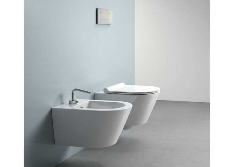 Zero Wall Hung Toilet | Rogerseller | Est Living Design Directory