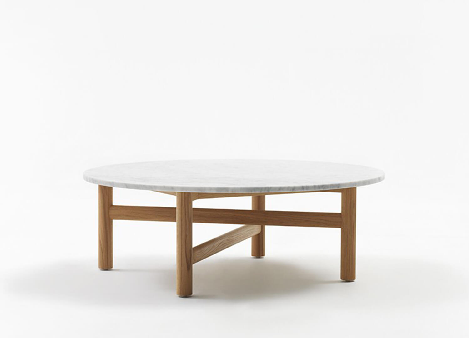 Sidney Raw Table by Jardan