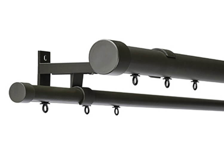 Versatrack Curtain Rod | Vanda