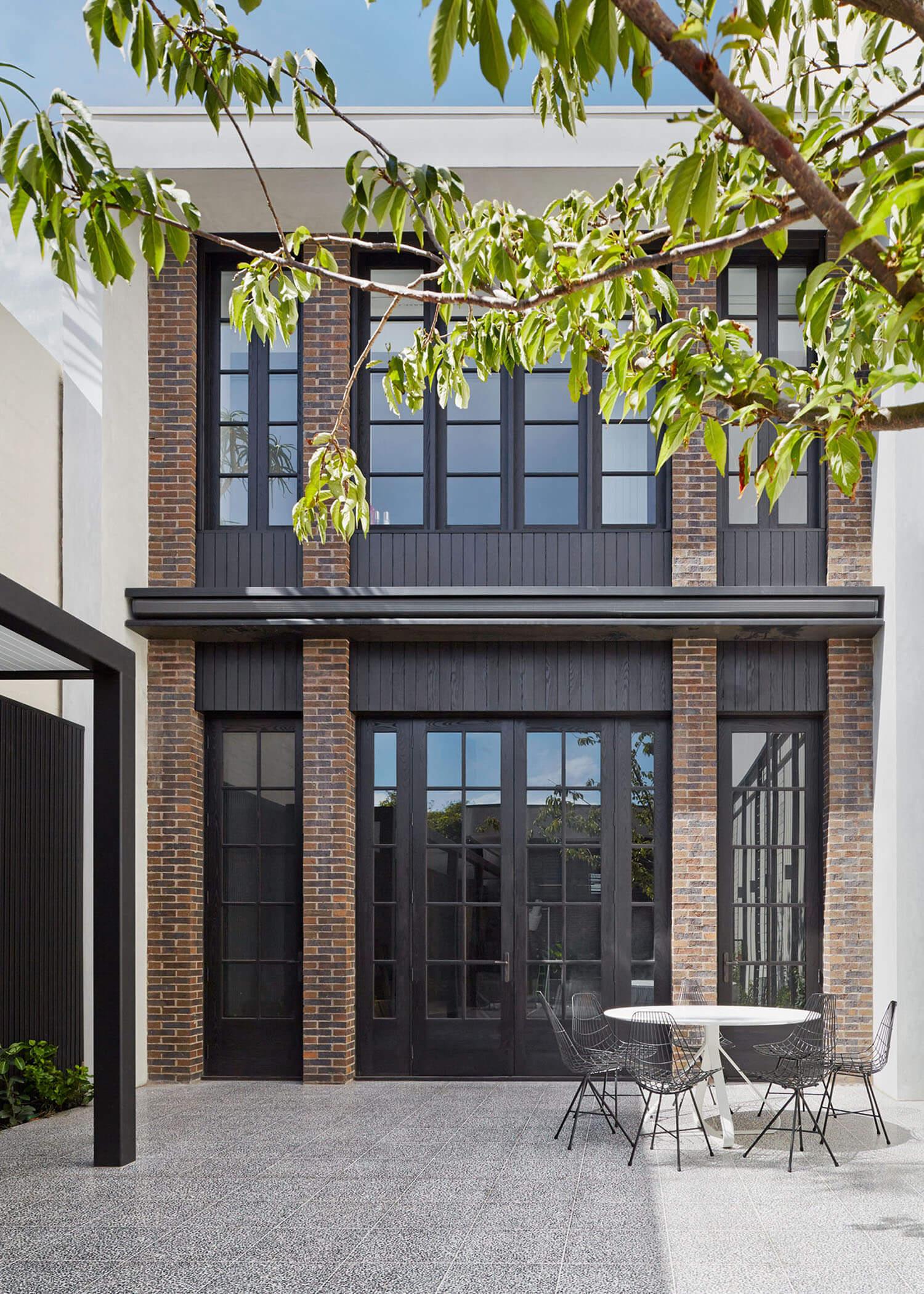 est living ark street residence be architecture.17 1