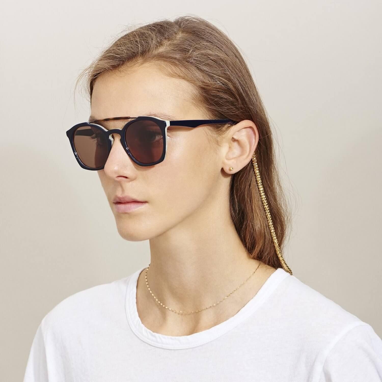 Shady Ships Sunglasses $375 | Lucy Folk