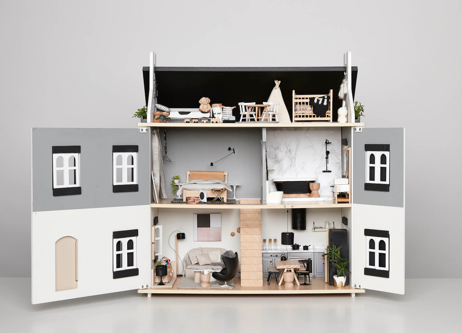 est living doll house get the look 1