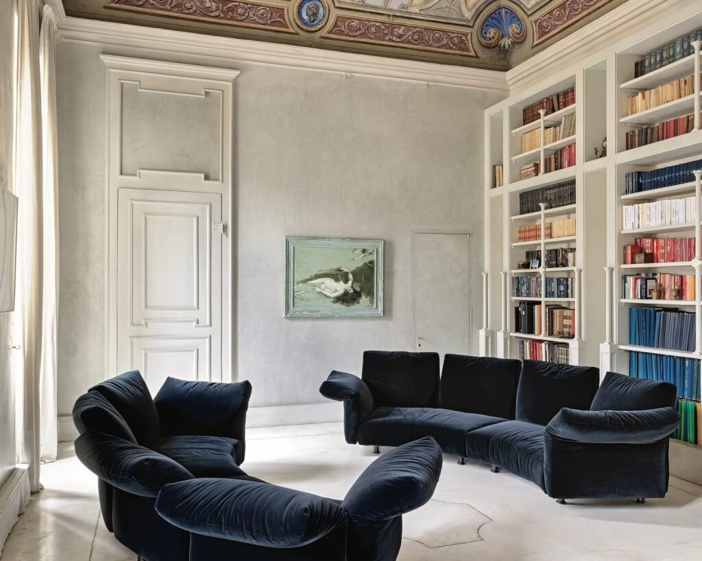 Est Living | Essentials Sofa by Edra | Space Furniture