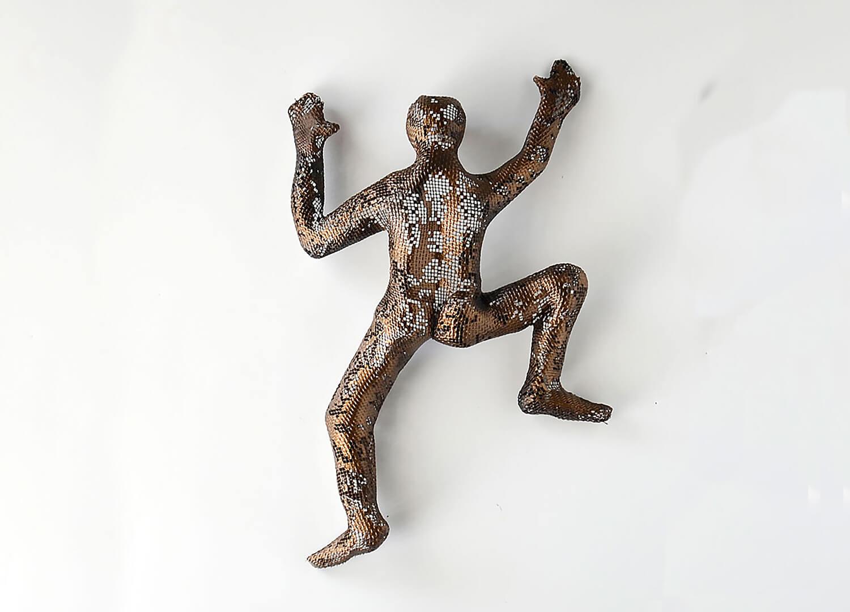 Climbing Man Sculpture | Nuntchi | Est Living