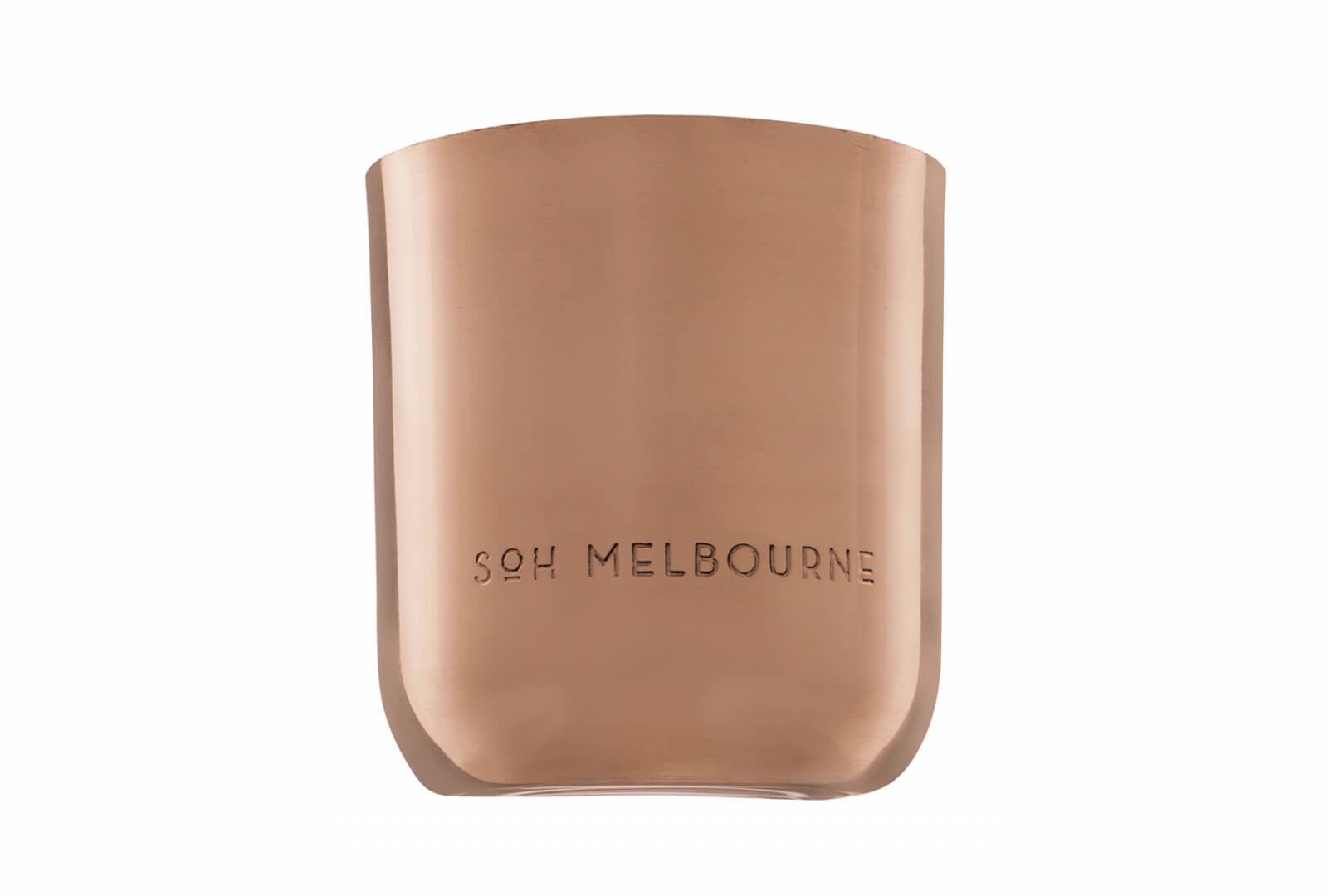 Candle in Copper Vessel | SoH Melbourne | Est Living