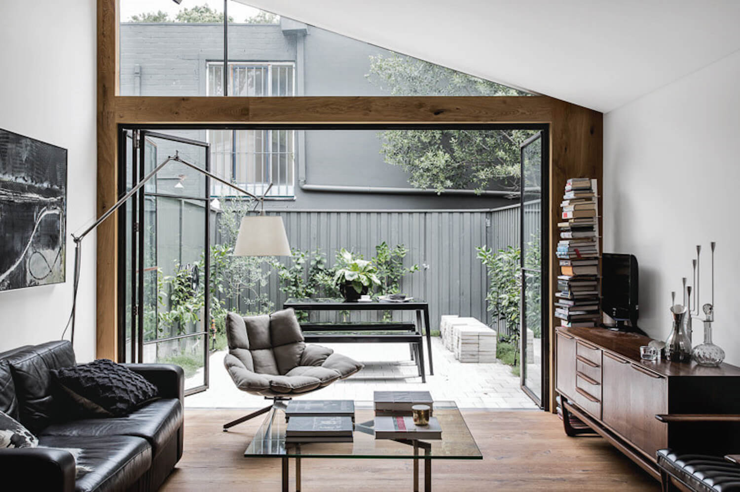 est living architecture terrace house paddington 1
