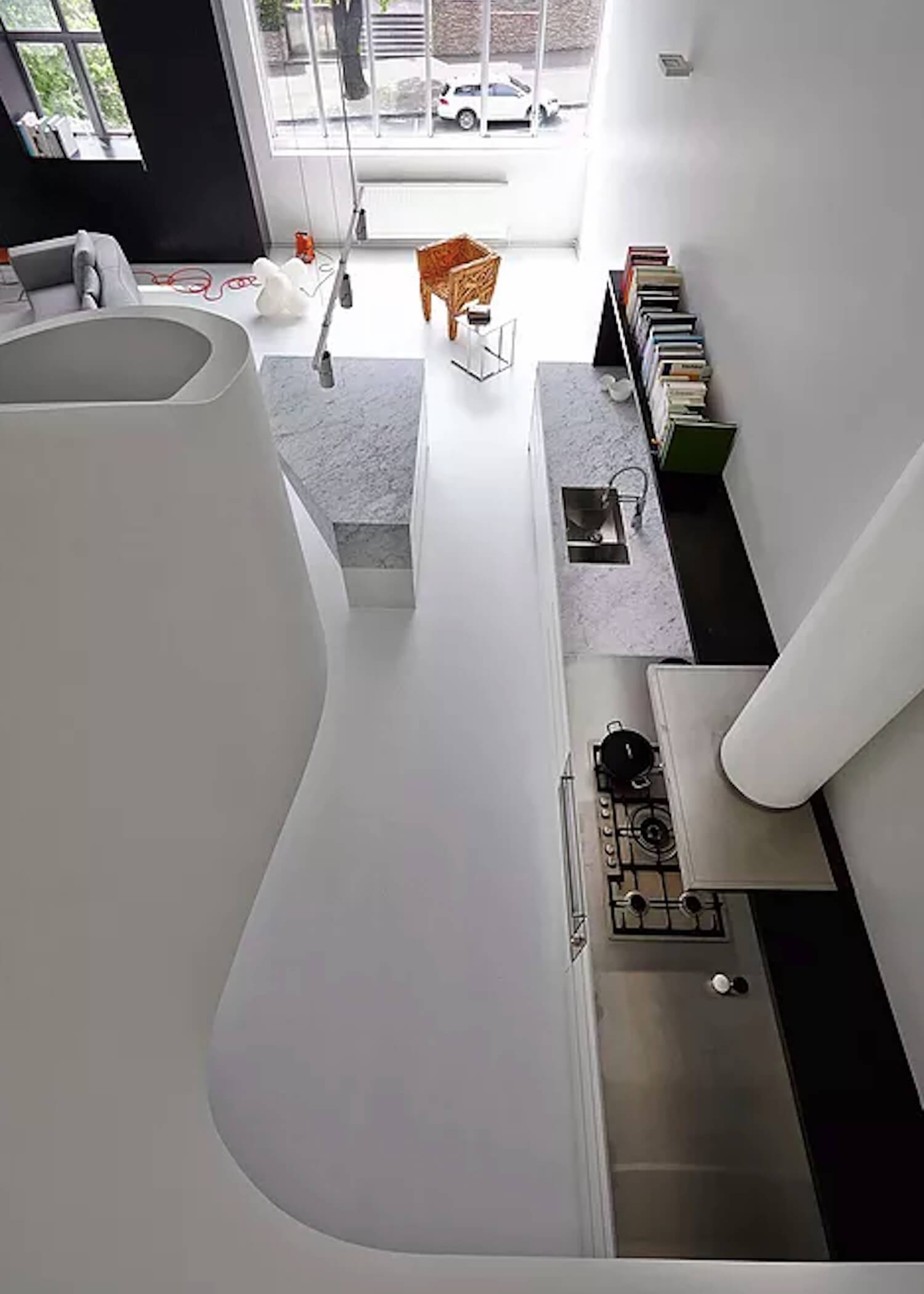 Adrian Amore Architects | West Melbourne Loft | Est Living