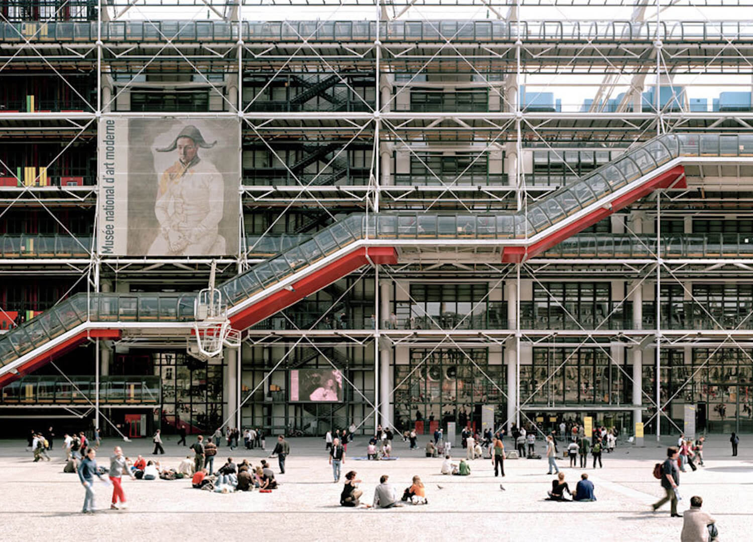 est living paris travel guide centre pompidou 1