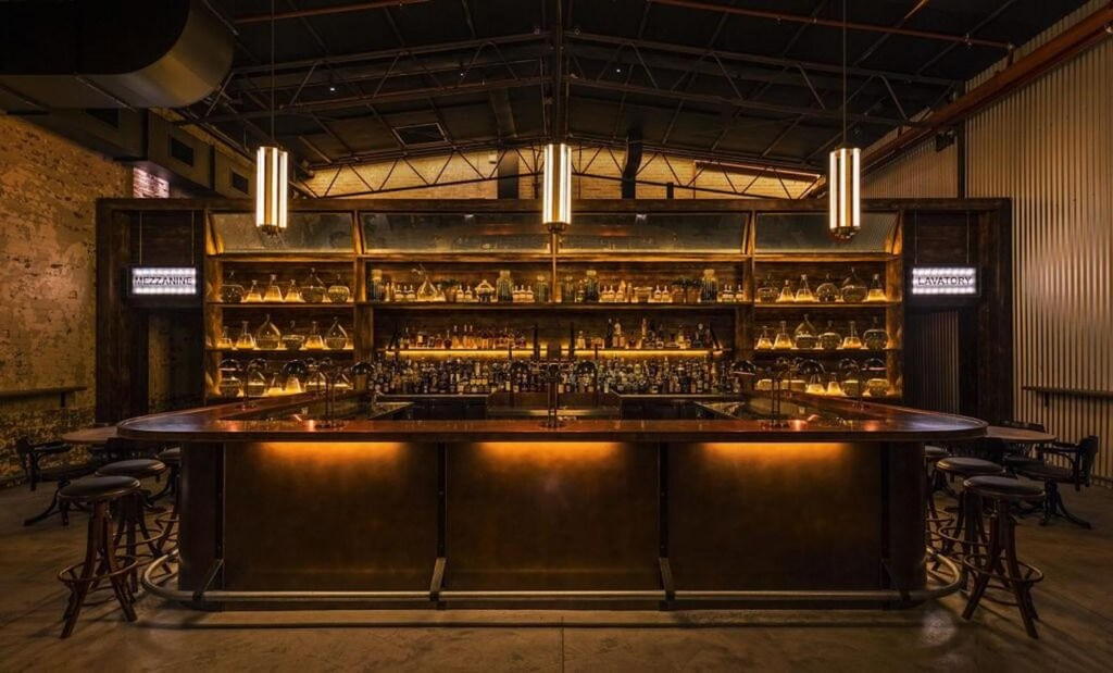est living travel 48 hours sydney guide archie rose distillery 1024x619
